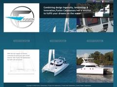 Fusion Catamarans