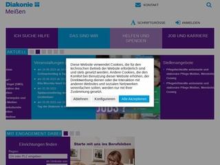 Vorschaubild der Webseite von KirchenBezirksSozialarbeit - Allgemeine soziale Beratung