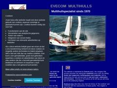 Evecom multihulls