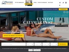 Vente/Achat catamarans, trimarans occasion : Particuliers et pros