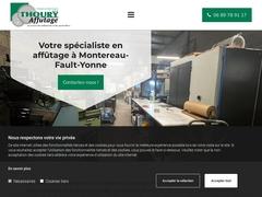 Thoury-Affûtage sas - (77) - Affûtage-Entretien Outils