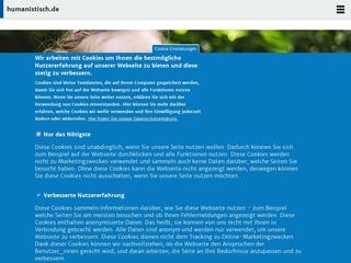 Vorschaubild der Webseite von Humanistische Kindertagesstätte Hopsekäse