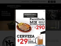 Restaurante Comida Mexicana - Noreste Grill