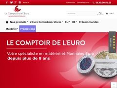 Complete collection, coins 2 € commemorative - The Counter of the Euro