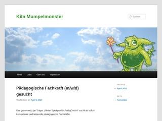 Vorschaubild der Webseite von Kinderladen Mumpelmonster