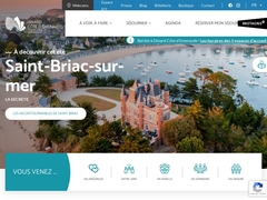Dinard Côte d'Émeraude Tourisme