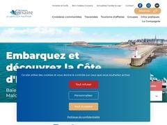 Compagnie Corsaire Bus de Mer St-Malo / Dinard