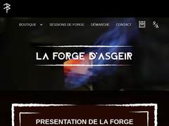 Forge - La Forge d'Asgeir