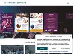 ECOLE de MUSIQUE : PFASTATT - UMP