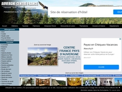 Auvergne Centre France