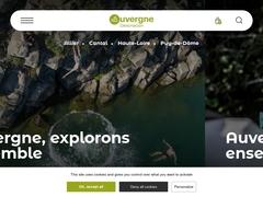 Destination Volcans Office du tourisme en Auvergne