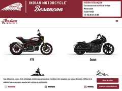 Concession Indian France: Indian Besançon