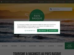 Guide touristique du Pays Basque