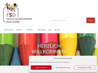 Vorschaubild der Webseite von Kindertagesstätte Bunte Plonzstifte