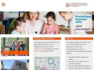 Vorschaubild der Webseite von Ev. Kindertagesstätte Wartenberg