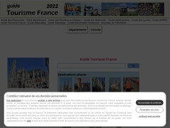 guide du tourisme en France