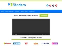 Centros Comerciales - Plaza Sendero Obregón