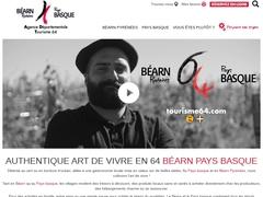 Tourisme Béarn Pays basque Pyrénées Atlantiques - Site Officiel
