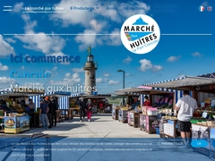 Oyster Market Cancale