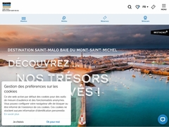 Office de Tourisme Saint-Malo-Baie du Mont-Saint-Michel