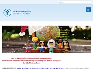 Vorschaubild der Webseite von Mütterzentrum Miesbach im Kinderschutzbund