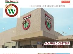 Restaurante Desayunos - Café Woolworth