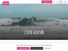 Bienvenue à Soulac-sur-Mer !