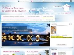 Office de Tourisme de Joigny