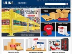 Empaque Transporte - Uline