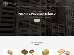 Empaque Transporte - Packing Provider México