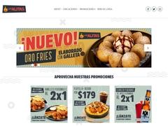 Restaurante Hamburguesas - Las Alitas