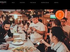 Restaurante Pizza's - Homeslice Pizza