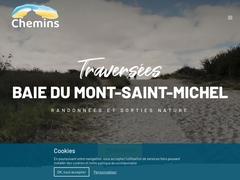 Balades guidées dans la baie du Mont-Saint-Michel