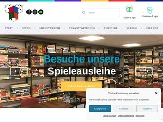 Vorschaubild der Webseite von Sächsisches Spielezentrum / Ludothek Leipzig