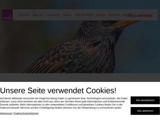 Vorschaubild der Webseite Saale- Apotheke