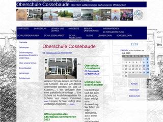 Vorschaubild der Webseite von Oberschule Cossebaude