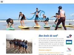 Ecole Soulac surf school officielle,