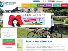 Grand Ried en Alsace (Site officiel des Offices de tourisme)