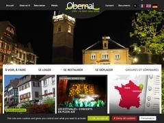 Obernai office du tourisme