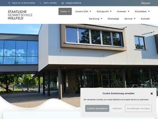 Vorschaubild der Webseite von Gesamtschule Hollfeld