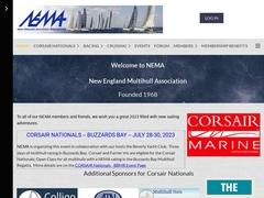 England Multihull Association - Association de multicoques anglais