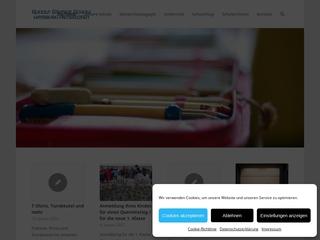 Vorschaubild der Webseite Kindertagesstätte der Rudolf-Steiner-Schule Nienstedten