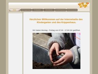 Vorschaubild der Webseite Kindertagesstätte Das Krippenhaus
