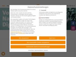 Vorschaubild der Webseite von Parthe Apotheke