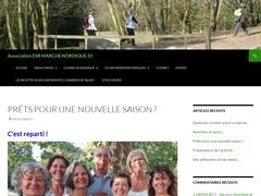 Association ESB MARCHE NORDIQUE 33 | Une Activité qui Marche !