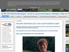 ACPA 85 Marche Nordique