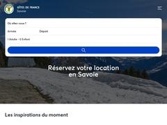 Gîte Albiez Montrond Gîtes de France Maurienne vacances