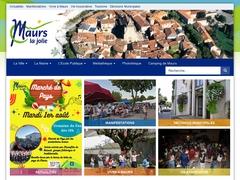 Ville de Maurs-la-Jolie