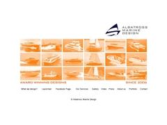 Albatross marine design