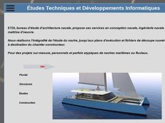Etudes Techniques et Développement Informatique